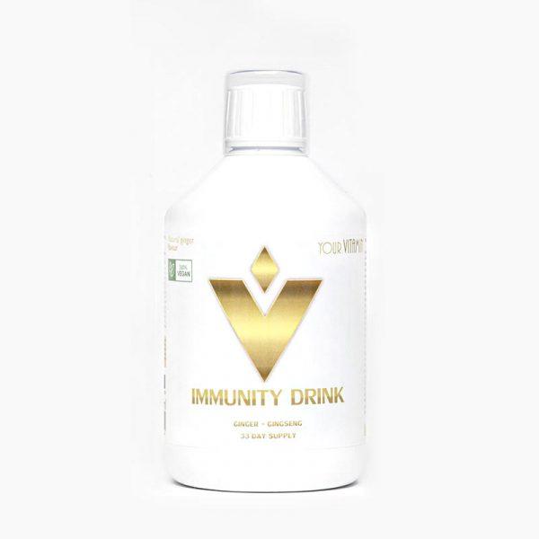 Immunity drink (vegán) immunerősítő